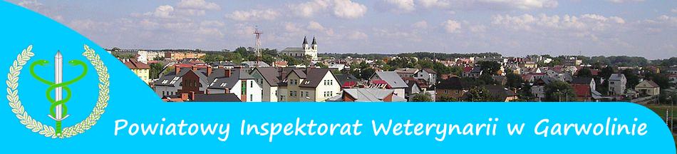 Powiatowy Inspektorat Weterynarii w Garwolinie